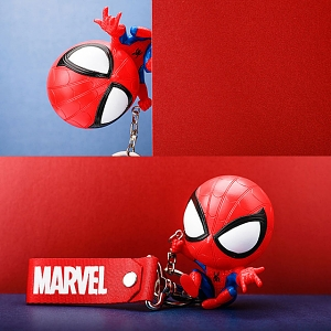 Marvel Cute Spider Man Keychain
