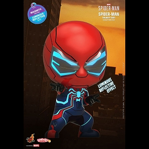 Hot Toys Spider-Man (Velocity Suit) Cosbaby (S) Bobble-Head