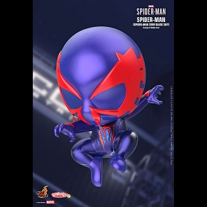 Hot Toys Spider-Man (Spider-Man 2099 Black Suit) Cosbaby (S) Bobble-Head