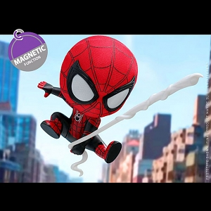 Hot Toys Spider-Man (Web Swinging Version) Cosbaby (S) Bobble-Head