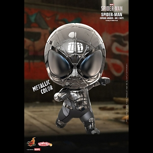 Hot Toys Marvel's Spider-Man Spider Armor MK I Suit Cosbaby (S) Bobble-Head