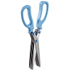 5 Blade Security Shredding Scissors