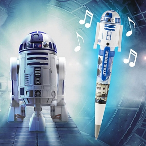 Star Wars R2-D2 Moving Pen