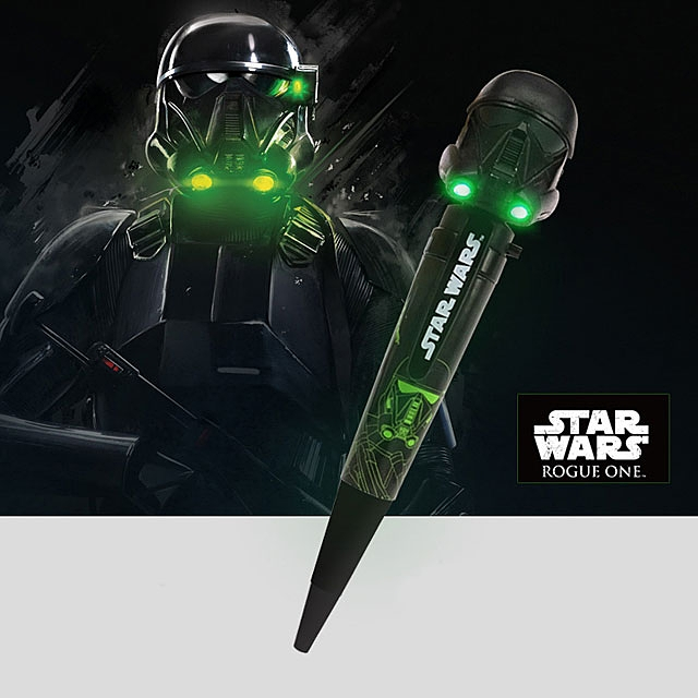 Star Wars Death Trooper Moving Pen