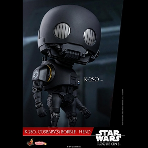 Hot Toys Star War Rogue One - K-2SO Cosbaby Bobble-Head