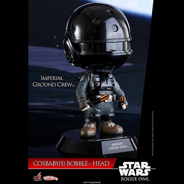 Hot Toys Star War Rogue One - Series 1 Cosbaby Bobble-Head Set
