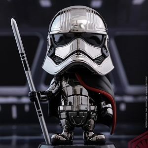Hot Toys Star Wars Captain Phasma Cosbaby (S) Bobble-Head