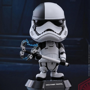 Hot Toys Star Wars Executioner Trooper Cosbaby (S) Bobble-Head
