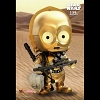Hot Toys Star Wars - The Rise of Skywalker (C-3PO) Cosbaby (S) Bobble-Head