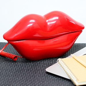 Lip Shape Telephone