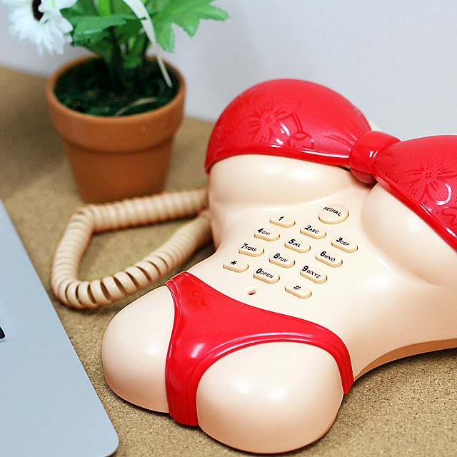 Sexy Super Model Telephone
