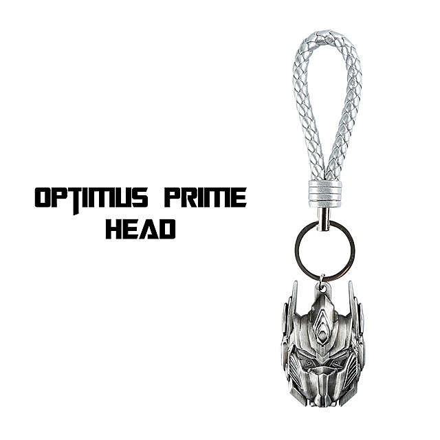 Transformers Autobots Alloy Keychain (Silver)