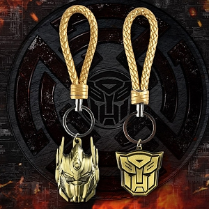 Transformers Autobots Alloy Keychain (Copper)