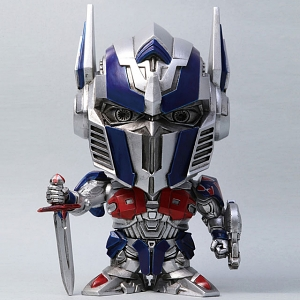 Transformers Optimus Prime 4-inch Figure