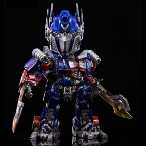 Hybrid Metal Figuration Transformers Optimus Prime 14cm Figure