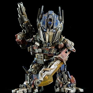 Hybrid Metal Figuration Transformers Optimus Prime Evasion Mode 15cm Figure (999 Limited Edition)