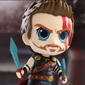 Hot Toys Thor Ragnarok - Thor Cosbaby (S) Bobble-Head