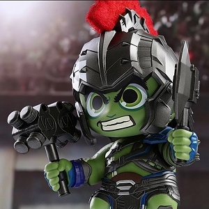 Hot Toys Thor Ragnarok - Gladiator Hulk Cosbaby (S) Bobble-Head