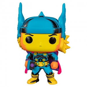 Funko POP Marvel Black Light - Thor #650 Figure