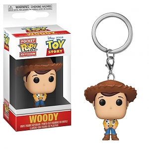 Funko POP Toy Story - Woody Keychain