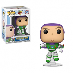 Funko POP Toy Story 4 Buzz Lightyear #523 Action Figure
