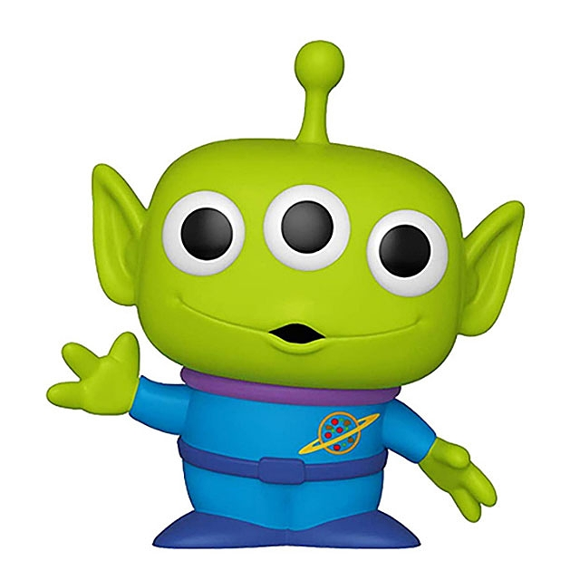 Funko POP Toy Story 4 Alien #525 Action Figure