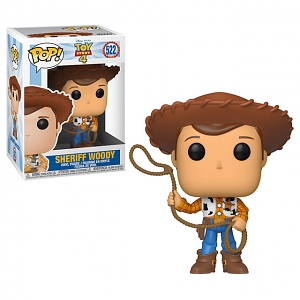 Funko POP Toy Story 4 Sheriff Woody #522 Action Figure