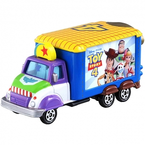 Takara Tomy Disney Motors DM-07 Jolly Float Toy Story 4 (Tomica)