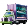 Tomica Disney Motors Star Command Carry Buzz Lightyear