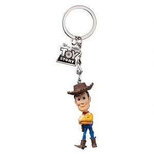 Beast Kingdom Toy Story 4 Series Keychain - Woody