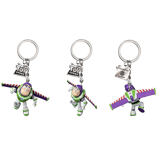 Beast Kingdom Toy Story 4 Series Keychain - Buzz Lightyear