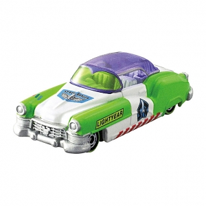 Takara Tomy Tomica Disney Motors DM-20 Dream Star II Buzz Lightyear