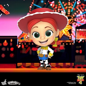 Hot Toys Toy Story 4 - Jessie Cosbaby (S) Bobble-Head