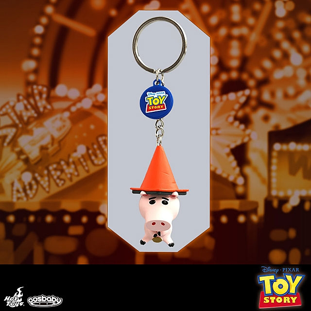 Hot Toys Toy Story 4 Series Cosbaby (S) Keychain