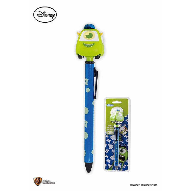 Beast Kingdom Disney Mike Pen with Pull-Back Car