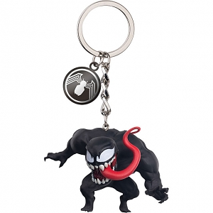 Beast Kingdom Marvel Egg Attack Key Chain - Venom