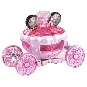 Takara Tomy Tomica Disney Motors Jewelry Way Potiron Minnie Mouse