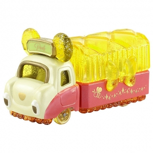 Takara Tomy Tomica Disney Motors Jewelry Way Lulu Trunk Winnie-the-Pooh