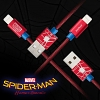 Infothink Spider Man Lightning USB Cable
