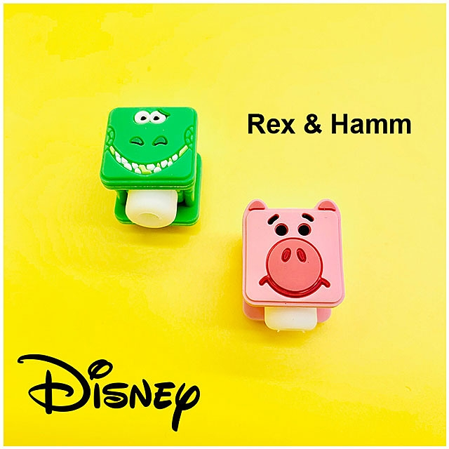 Cable Bite Toy Story / Winnie The Pooh / Stitch Series for Lightning Cable
