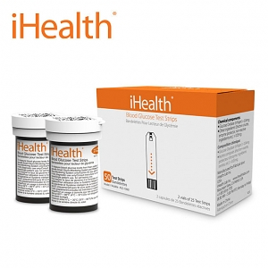 iHealth Blood Glucose Test Strips (50pcs)