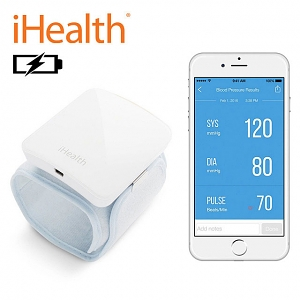 iHealth BP7 Wireless Blood Pressure Wrist Monitor