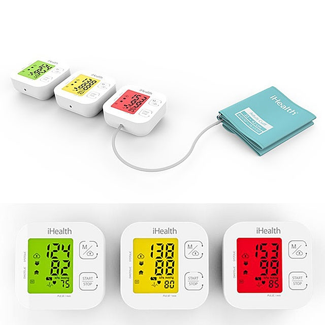 iHealth Track Bluetooth Blood Pressure Monitor