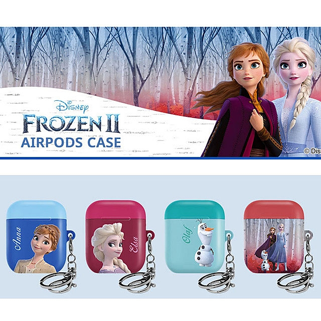 Frozen Ii Series Airpods Case
