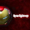 MARVEL Iron Man Hulkbuster 1:2 Scale Bluetooth Speaker