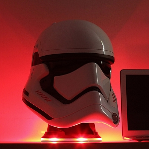 Star Wars Stormtropper Head 1:1 Bluetooth Speaker
