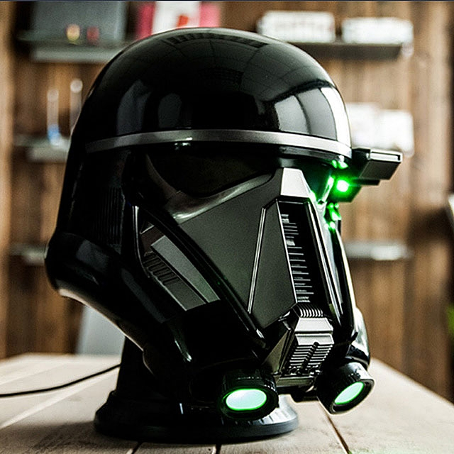 Star Wars 1:1 Death Trooper Head Bluetooth Speaker