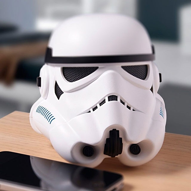 Star Wars Stormtrooper Mini Bluetooth Speaker