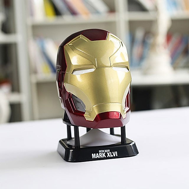 MARVEL Iron Man Mark 46 Bluetooth Mini Speaker