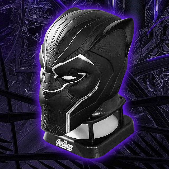 Black Panther Mini Bluetooth Speaker